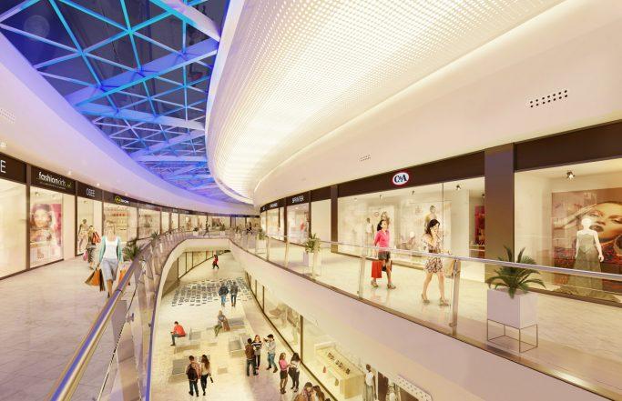 ALCALA MAGNA shopping mall