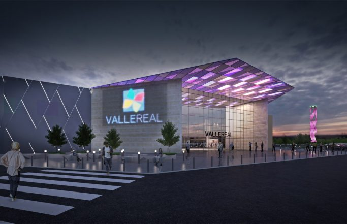 VALLE REAL shopping mall